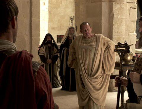 La résurrection du Christ - Kevin Reynolds