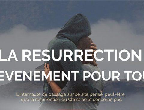 La résurrection du Christ, un évènement pour tous ?