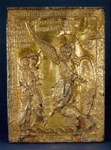 Reliquaire de la Pierre du Sépulcre