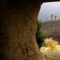 La résurrection du Christ, pour un évêque